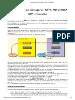 Les protocoles de messagerie _ SMTP, POP et IMAP
