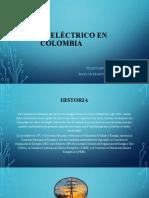 SECTOR ELÉCTRICO EN COLOMBIA