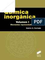 Quimica Inorganica Vol I Gabino a. Carriedo