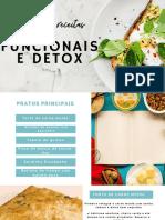 E-BOOK RECEITAS FUNCIONAIS & DETOX