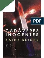 Cadaveres Inocentes - Kathy Reichs