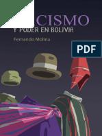 Racismo y Poder en Bolivia - Fernando Molina (2021)