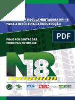 Nova Norma Regulamentadora NR 18