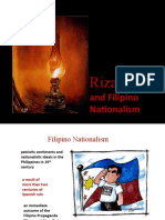 Rizal & Nationalism