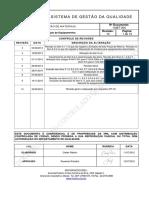 I-MAT-004 - Inspecao de Equipamentos - Rev.10