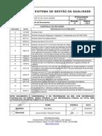 P-QUA-001 - Controle de Documentos - Rev.15