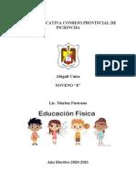 UNIDAD EDUCATIVA CONSEJO PROVINCIAL DE PICHINCHA