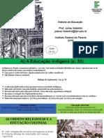 Aula 11-12- História Da Educação - Matemática