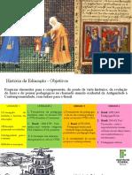 Aula 9 -10 - História Da Educação - Matemática