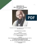 Sermões de São João Maria Vianney, O Cura D'Ars