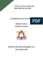 COYUNTURA ACTUAL DE LOS DERECHOS HUMANOS