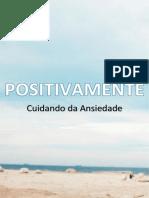 Positivamente Controlando a Ansiedade
