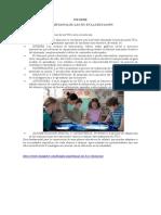 Informe Importancia de Las Tic