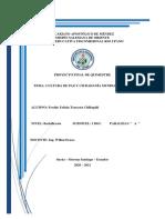 Formato Proyecto Quimestral II