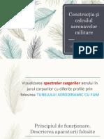 Construcția și calculul aeronavelor militare 4