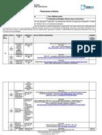 PLANEJAMENTO INFORMAÇÃO, COMUNICAÇÃO E DOCUMENTO 2021.1