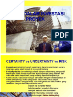 Manajemen risiko PENGANTAR