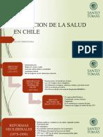 EVOLUCION DE LA SALUD EN CHILE