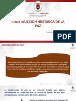 Construcción Histórica de La Paz