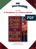 Lynsay Sands- Diabinha e o Highlander