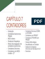 Capitulo-7-Contadores
