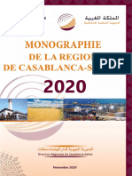 Monographie de La Région Casablanca Settat