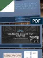 6. SINDROME DE ELLIS VAN CREVEL