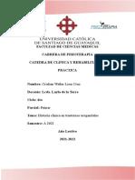 HISTORIIA CLINICA PISO PELVICO