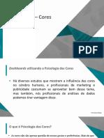 Unidade IV - Dashboard - Cores