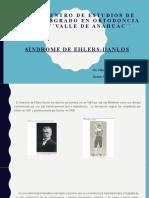 5. Sindrome de Ehler-Danhlos