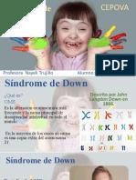 2. sindrome de down presentacion