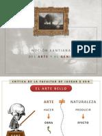 09-KANT- EL ARTE BELLO Y EL GENIO-EM 2110