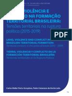 Terra, território e conflitos na formaçao social brasileira