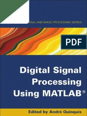 Digital Signal Processing Using MATLAB | Matrix (Mathematics