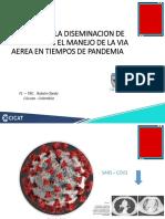 2. Control de la diseminación de aerosoles en el manejo de la vía aerea en tiempo de pandemia