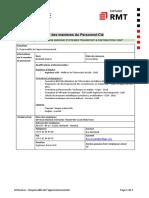 06- Responsable approvisionnement - DUENAS M