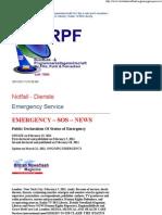 Notfall Dienste No 1