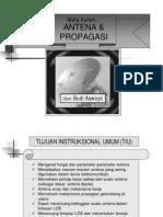 Antena dan Propagasi
