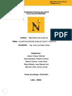 PC5-SISTEMA DE CLASIFICACIÓN SUCS Y AASHTO