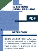 Derecho Concursal Luis Choquehuanca