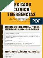 3ER CASO CLINICO emergencias