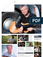 Acoustic Magazine Issue 52 Contents