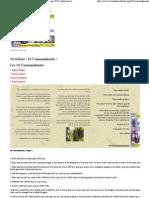 10 Commandments IFNd734