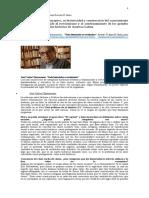 """Entrevista a José Carlos Chiaramonte, """"Todo historiador es revisionista"""""""