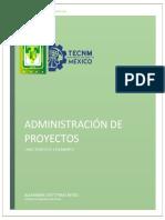 Adm. de proyectos-Inv. Documental