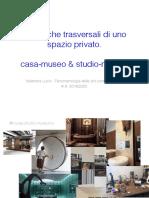 Fenomenologia nell'Architettura_Lezione 1