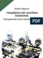 TRABAJADORES del CONURBANO BONAERENSE