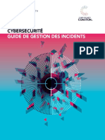 Cybersecurity Incident Management Guide FR