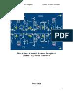 DESCARBONIZACION Del Sistema Energetico | Nelson Hernández
