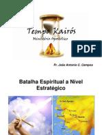 Batalha Espiritual a Nivel Estrategico